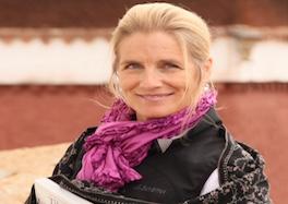 Gerda Kassing IWC Moscow