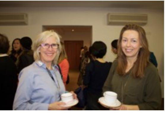 GlavUpDK: IWC Moscow's Meet&Greet